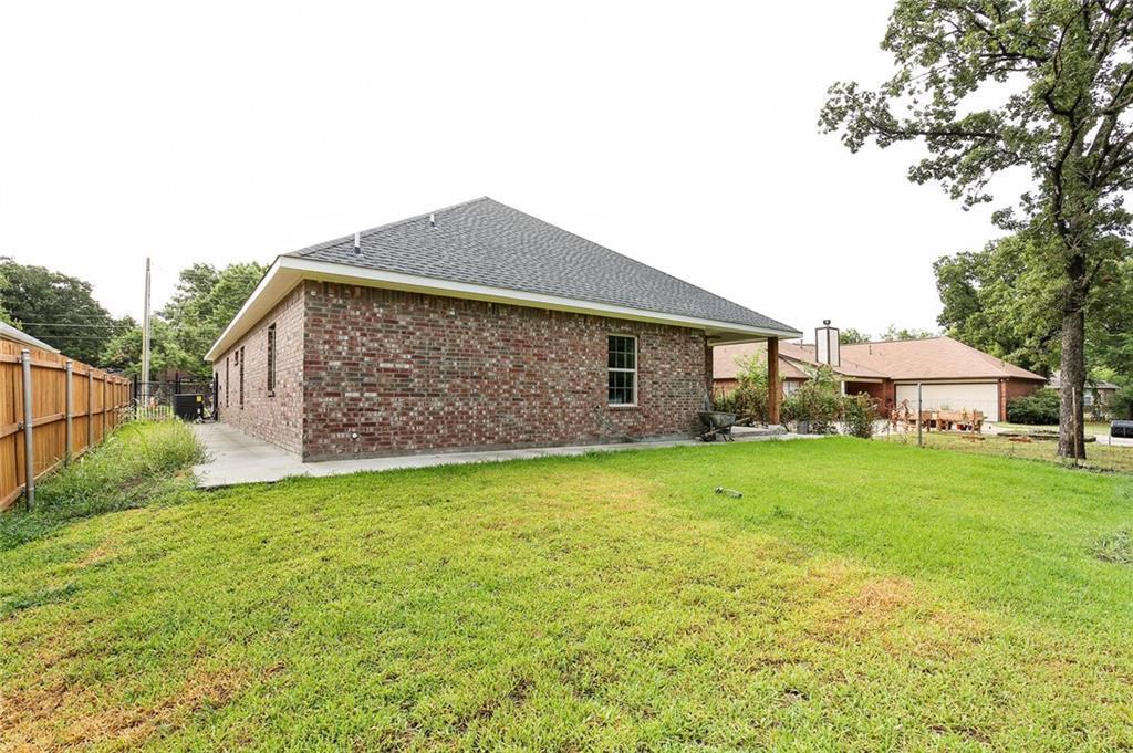 Sold Property | 3529 Gilbert Road Grand Prairie, Texas 75050 28
