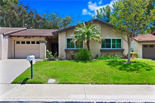 Closed | 28154 Via Bonalde  Mission Viejo, CA 92692 1