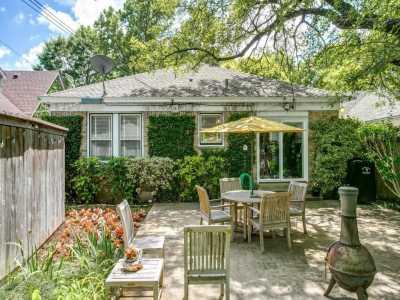 Sold Property   626 Cordova Street Dallas, Texas 75223 24