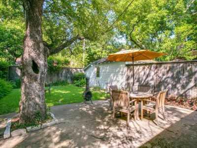 Sold Property   626 Cordova Street Dallas, Texas 75223 26