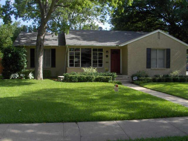 Sold Property | 6347 Sudbury Drive Dallas, Texas 75214 0