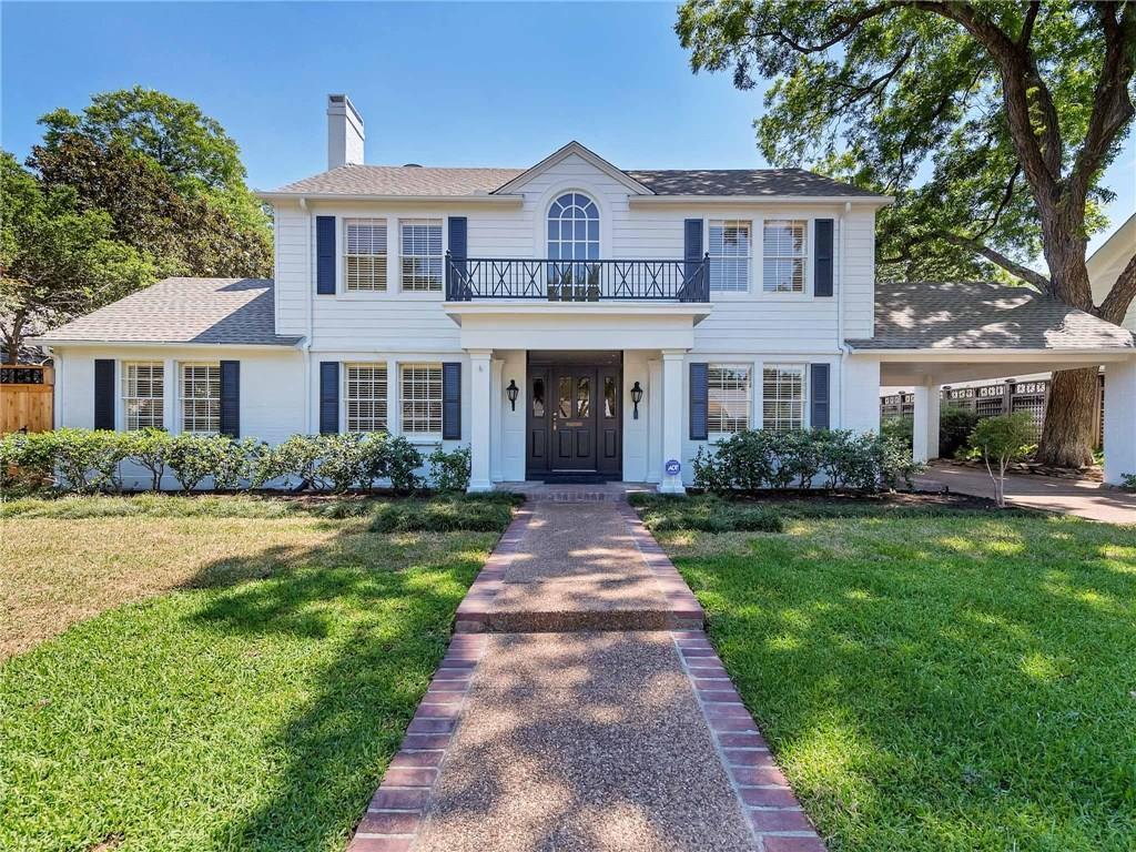 Pending | 4051 Modlin Avenue Fort Worth, Texas 76107 0