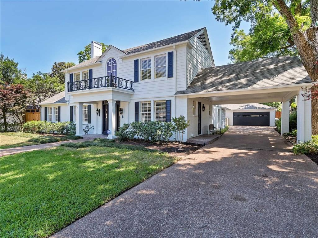 Pending | 4051 Modlin Avenue Fort Worth, Texas 76107 1