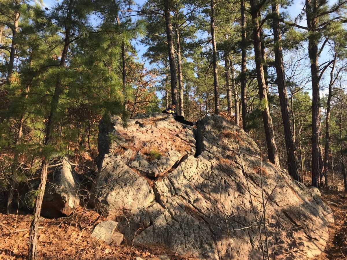Active | Lakeview Mountain Lots Tuskahoma, OK 74574 2