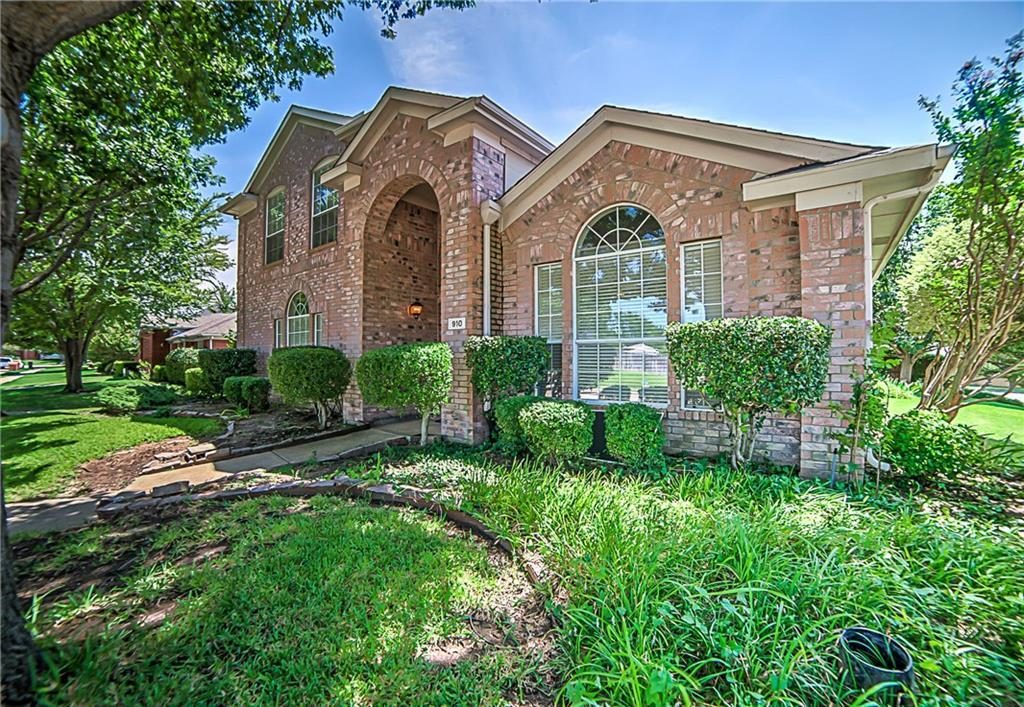 Sold Property | 910 Mustang Drive Allen, Texas 75002 1