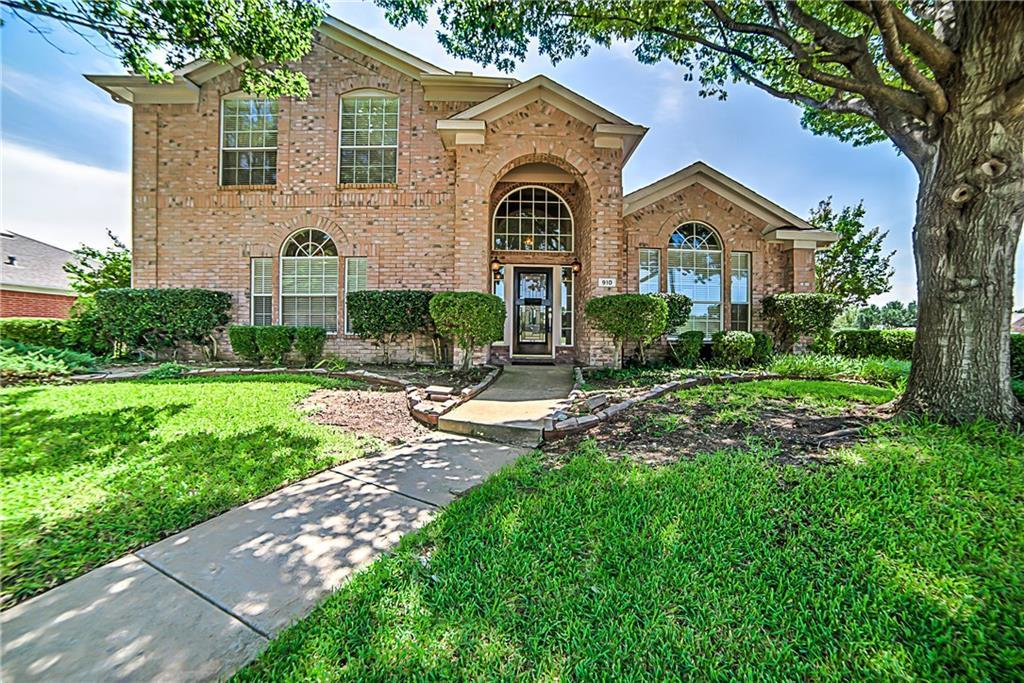 Sold Property | 910 Mustang Drive Allen, Texas 75002 9