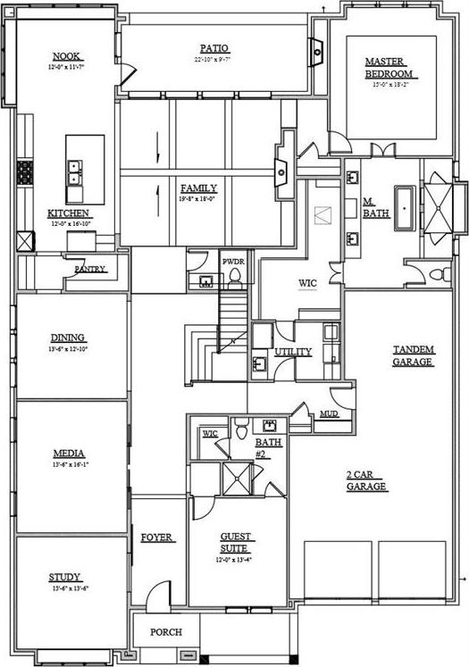 Sold Property | 15265 Viburnum Road Frisco, Texas 75035 20