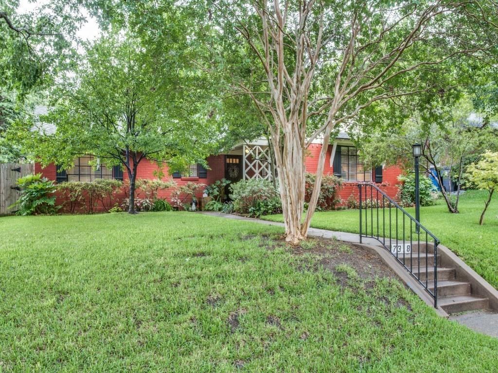 Sold Property | 7318 Crownrich Lane Dallas, Texas 75214 2