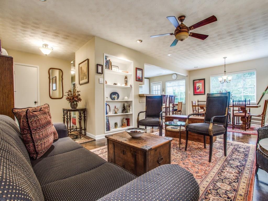 Sold Property | 7318 Crownrich Lane Dallas, Texas 75214 7