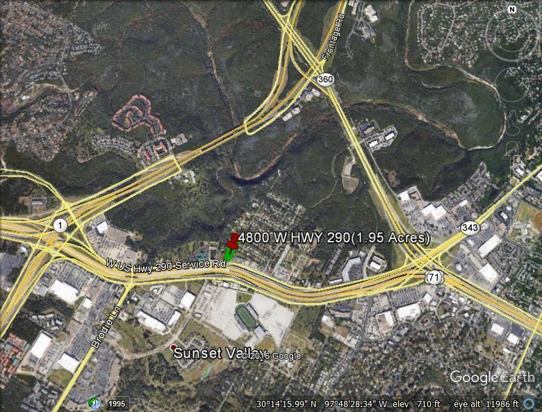 Active | 4800 W HWY 290  Sunset Valley, TX 78735 8