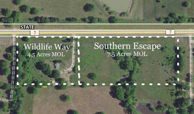 land, ranch, recreational, hunting, oklahoma, cabin | 9120 OK Hwy 7 West - SOUTHERN ESCAPE RANCH Mill Creek, OK 74856 2