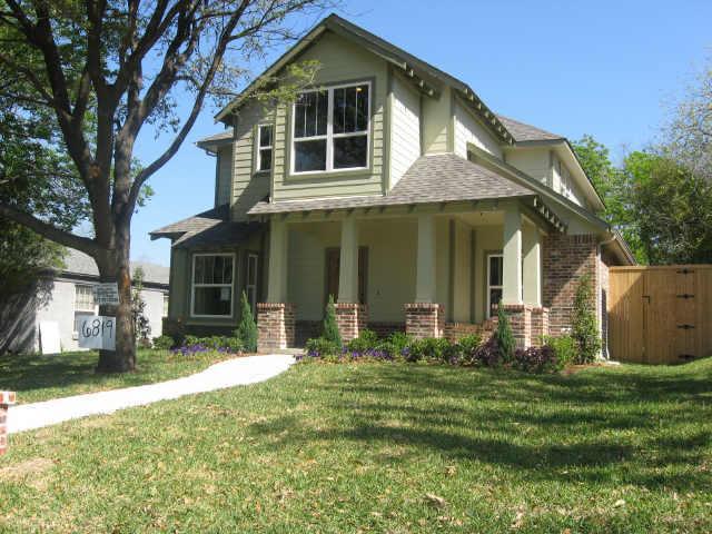 Sold Property | 6819 Coronado Avenue Dallas, Texas 75214 0