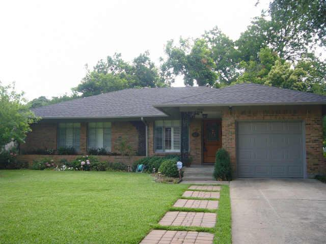 Sold Property | 4607 Surf Drive Dallas, Texas 75214 0