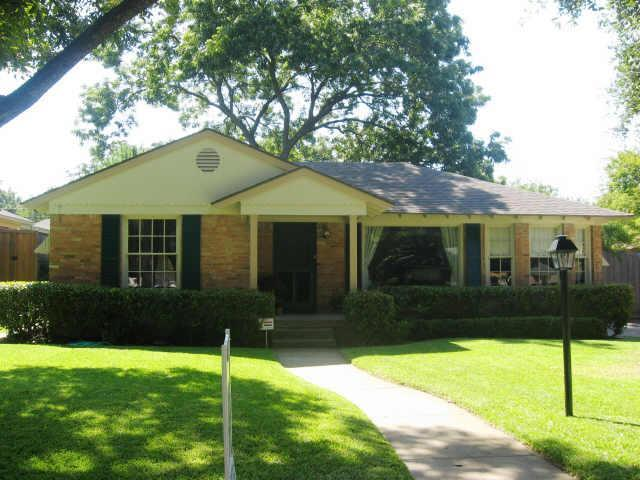 Sold Property | 6222 Marquita Avenue Dallas, Texas 75214 0