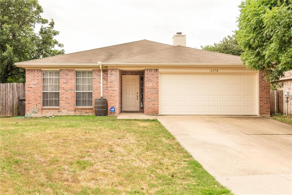 Sold Property | 6370 Twilight Circle Fort Worth, Texas 76179 1