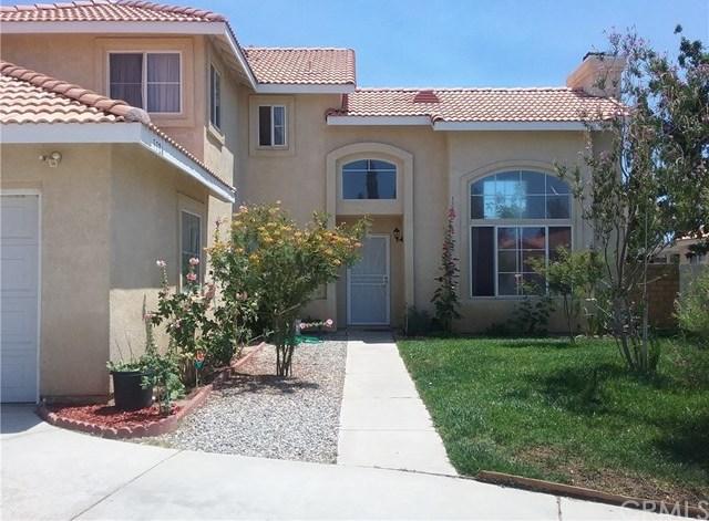 Closed | 5726 E Monterey Place Palmdale, CA 93552 1