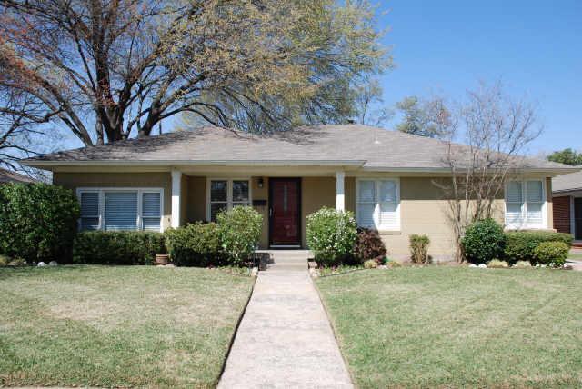Sold Property | 6149 Ellsworth Avenue Dallas, Texas 75214 0