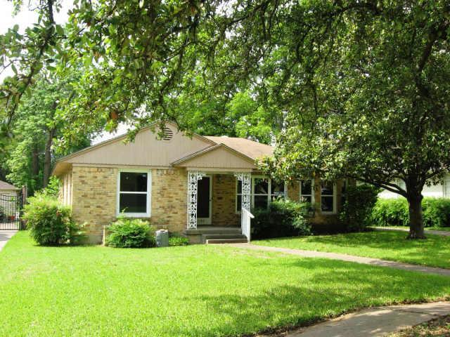 Sold Property | 6344 Marquita Avenue Dallas, Texas 75214 0
