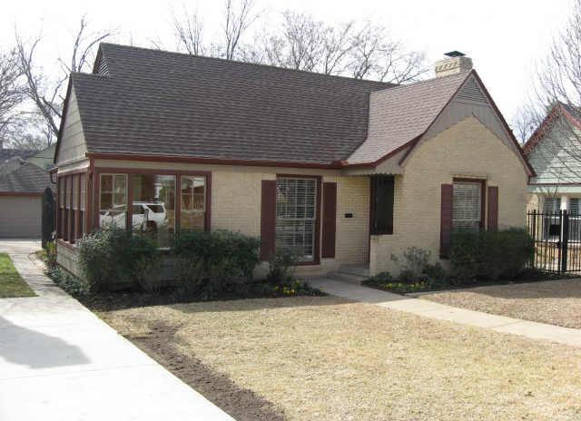 Sold Property | 431 Clermont Street Dallas, Texas 75223 0