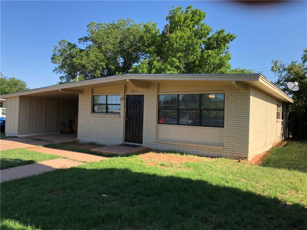 Sold Property | 4410 Congress Avenue Abilene, Texas 79603 0