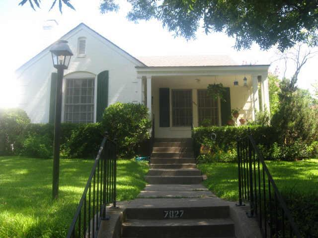 Sold Property | 7027 Pasadena Avenue Dallas, Texas 75214 0