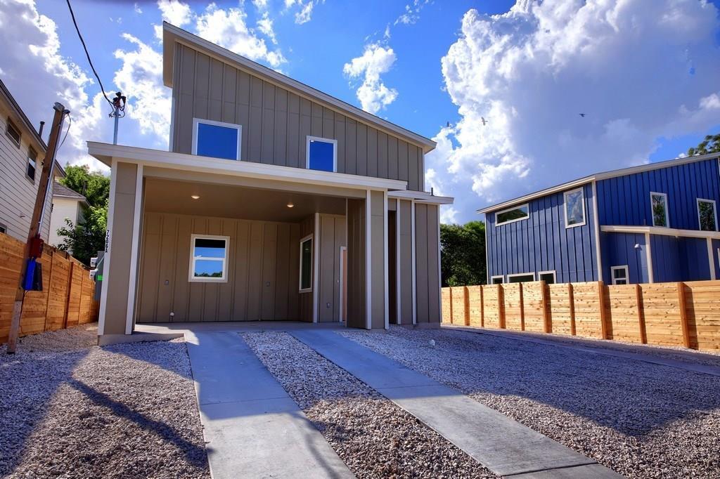 New, Modern, Detached, Condo, Condos, East, Austin | 7206 Carver ave #A Austin, TX 78752 3