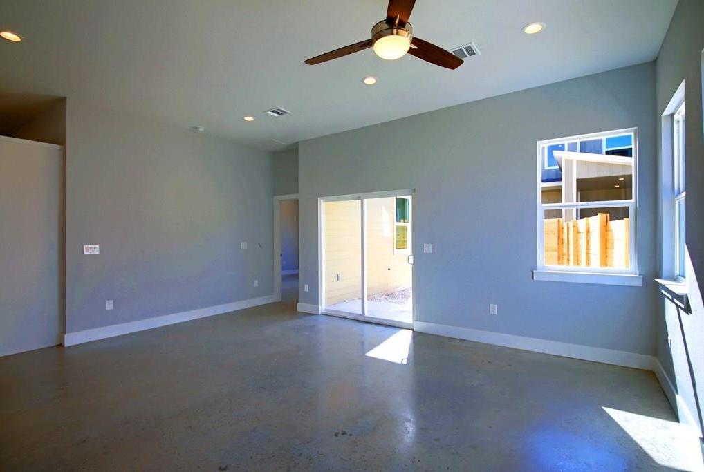 New, Modern, Detached, Condo, Condos, East, Austin | 7206 Carver ave #A Austin, TX 78752 8