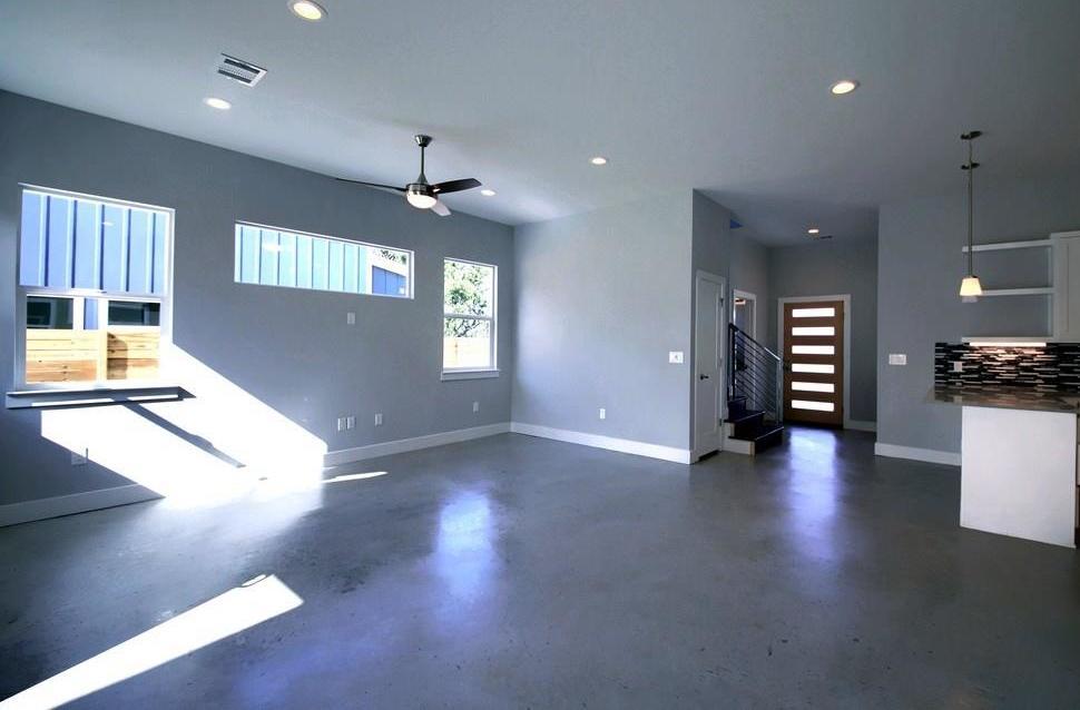 New, Modern, Detached, Condo, Condos, East, Austin | 7206 Carver ave #A Austin, TX 78752 10
