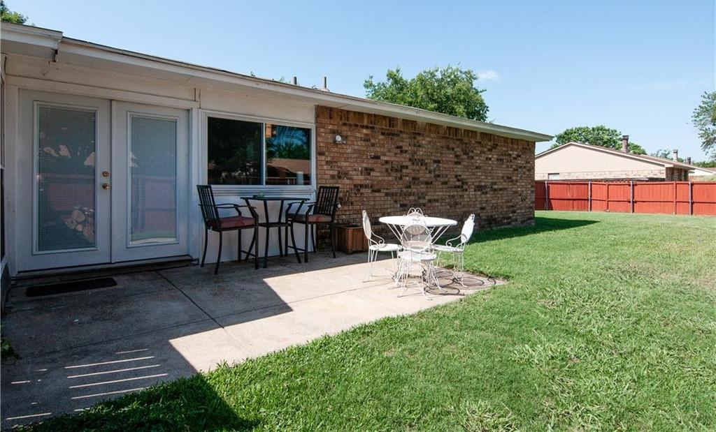 Sold Property | 5002 Lewis Trail Grand Prairie, Texas 75052 24