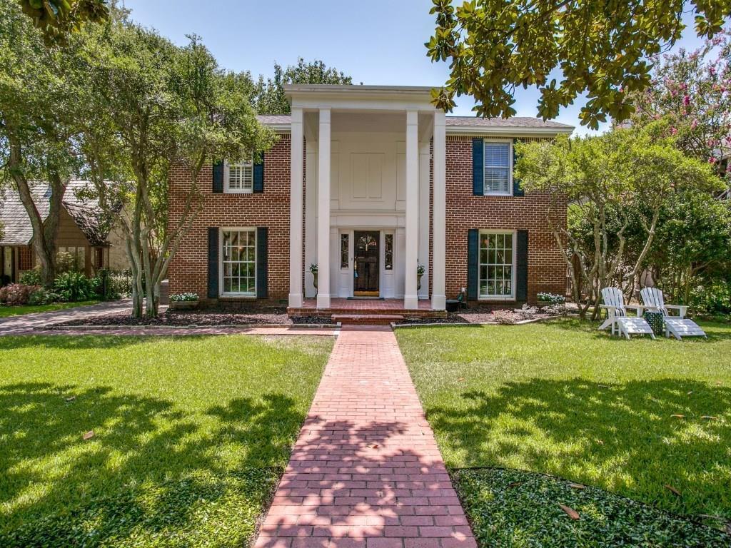 Sold Property | 6814 Avalon Avenue Dallas, Texas 75214 1