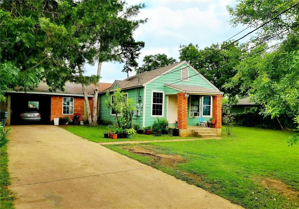 Sold Property | 1015 Mobile Street Dallas, Texas 75208 2