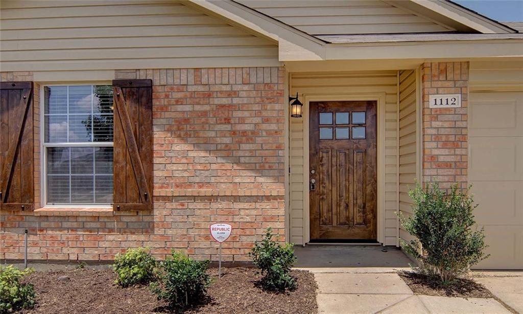 Sold Property   1112 Switchgrass Lane Crowley, Texas 76036 4