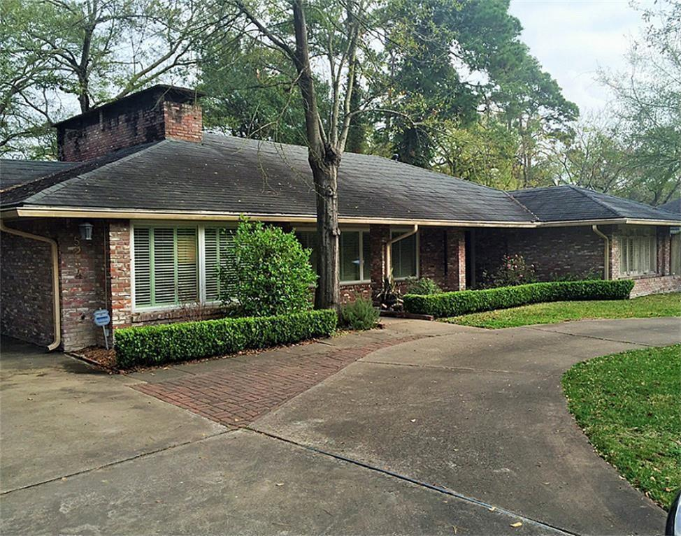 Active | 5214 Woodway Drive Houston, Texas 77056 2