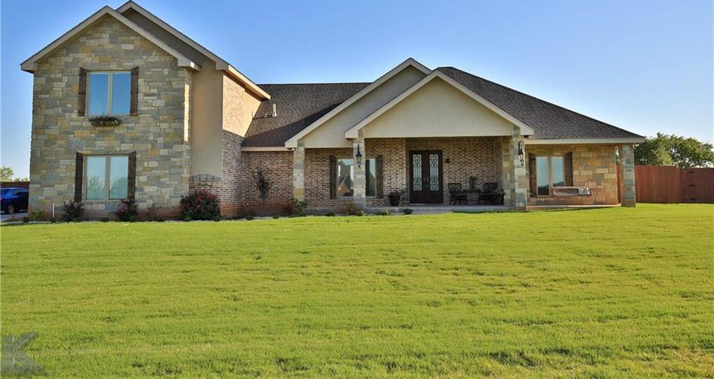Sold Property | 218 Stallion Road Abilene, Texas 79606 0