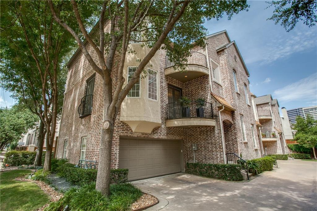 Sold Property | 3939 Travis Street Dallas, Texas 75204 0