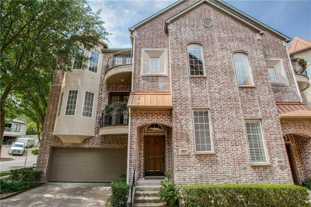 Sold Property | 3939 Travis Street Dallas, Texas 75204 1