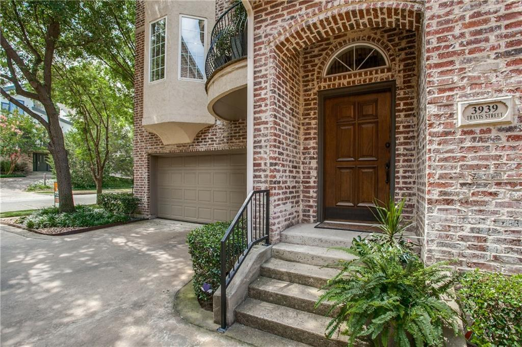 Sold Property | 3939 Travis Street Dallas, Texas 75204 2