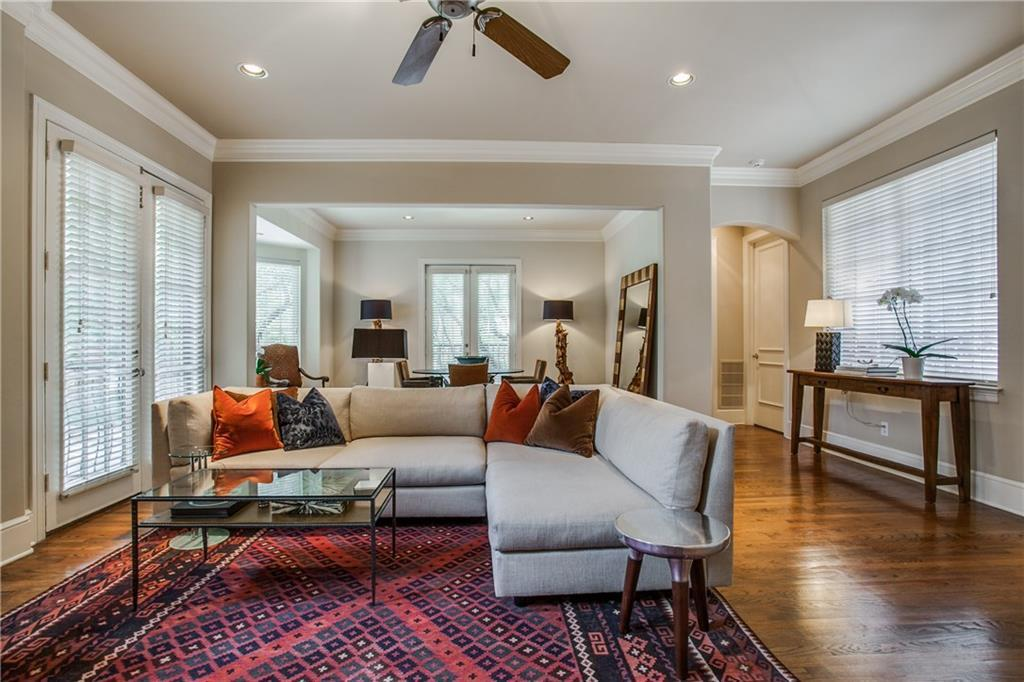 Sold Property | 3939 Travis Street Dallas, Texas 75204 7