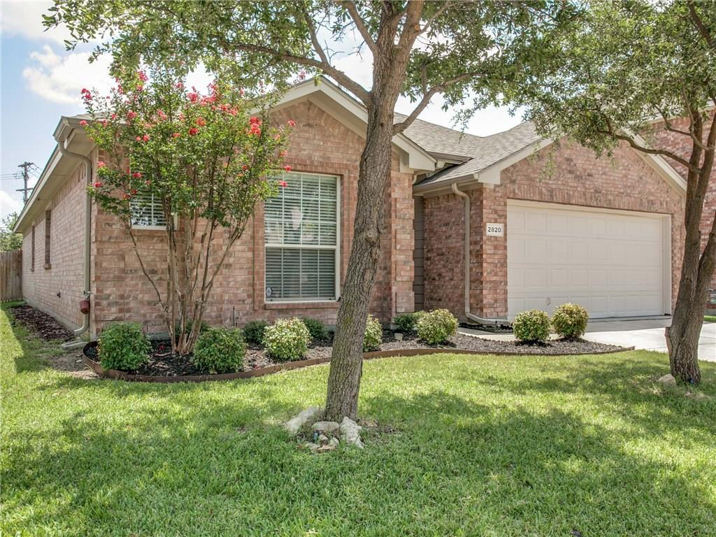 Leased | 2820 Red Wolf Drive Fort Worth, Texas 76244 1