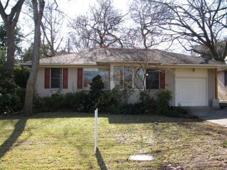 Sold Property   6866 Burwood Lane Dallas, Texas 75214 0