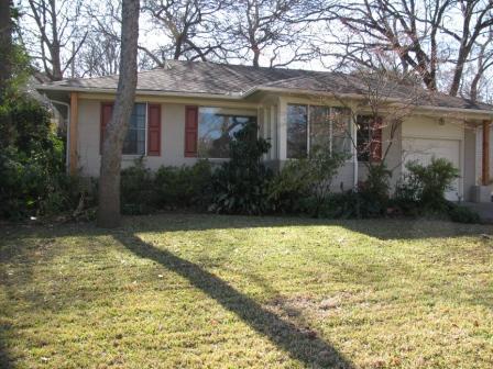 Sold Property   6866 Burwood Lane Dallas, Texas 75214 1