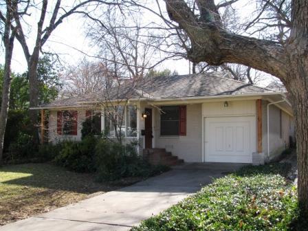 Sold Property   6866 Burwood Lane Dallas, Texas 75214 2