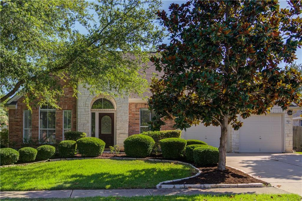 Sold Property | 3513 Laurel Bay LOOP Round Rock, TX 78681 1