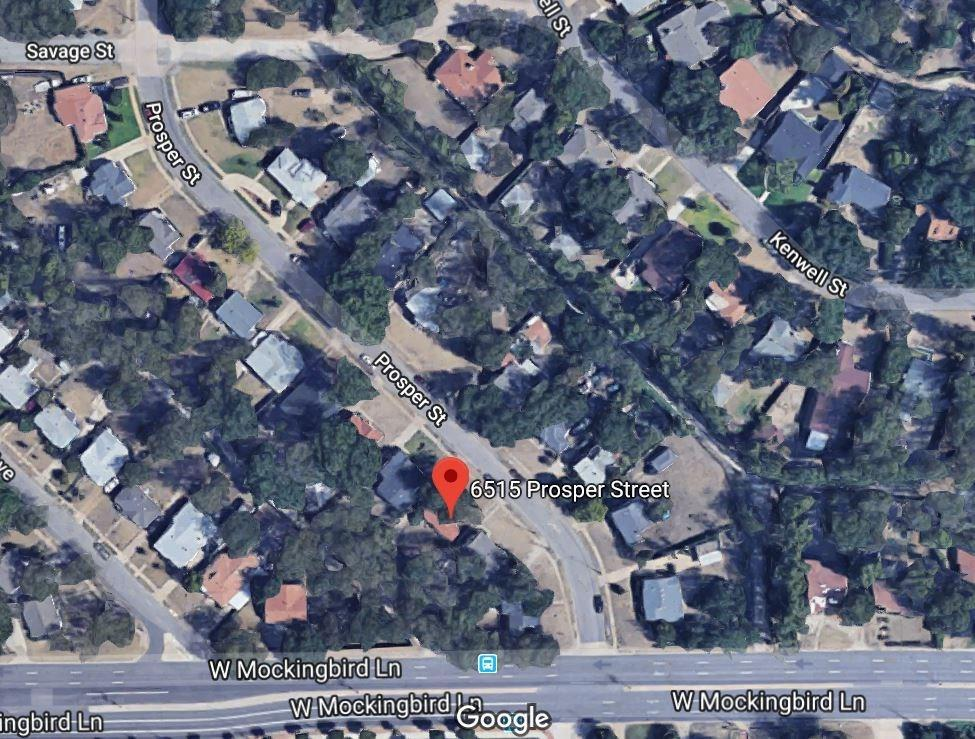 Sold Property | 6515 Prosper Street Dallas, Texas 75209 2