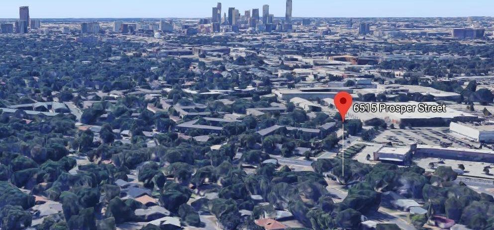 Sold Property | 6515 Prosper Street Dallas, Texas 75209 3