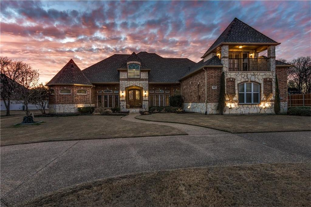 Sold Property | 803 Stowe Lane Lakewood Village, Texas 75068 0