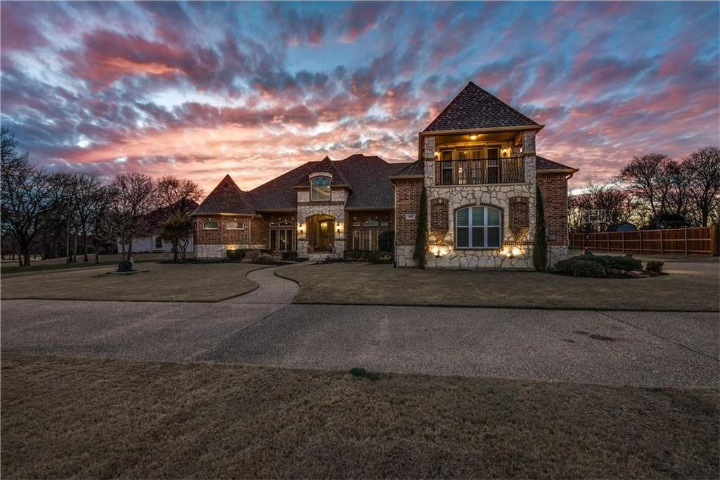 Sold Property | 803 Stowe Lane Lakewood Village, Texas 75068 1