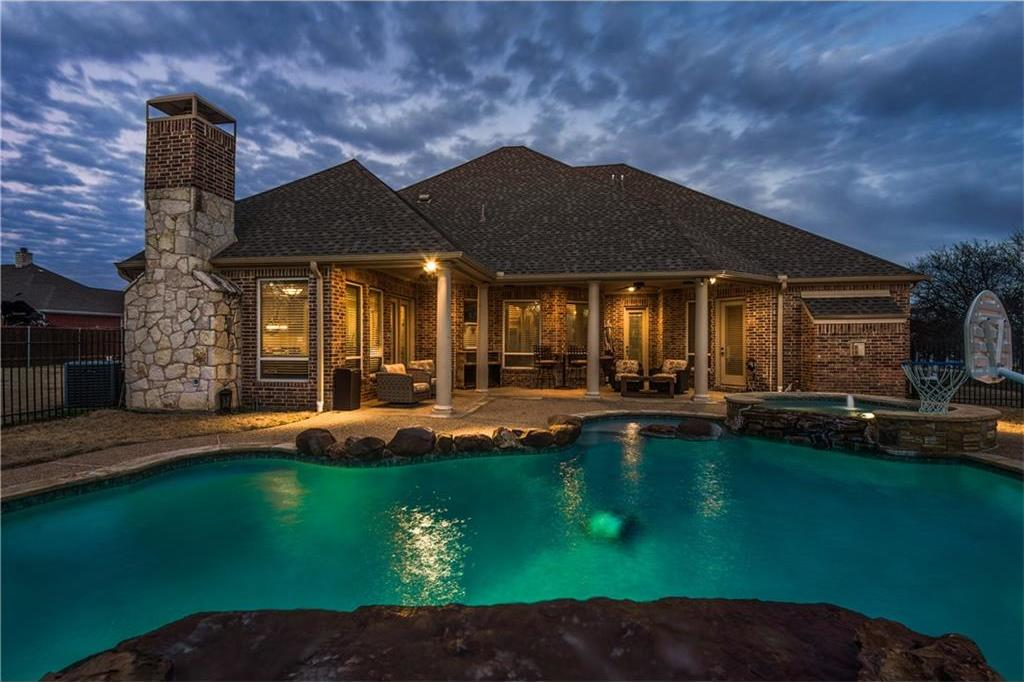 Sold Property | 803 Stowe Lane Lakewood Village, Texas 75068 32