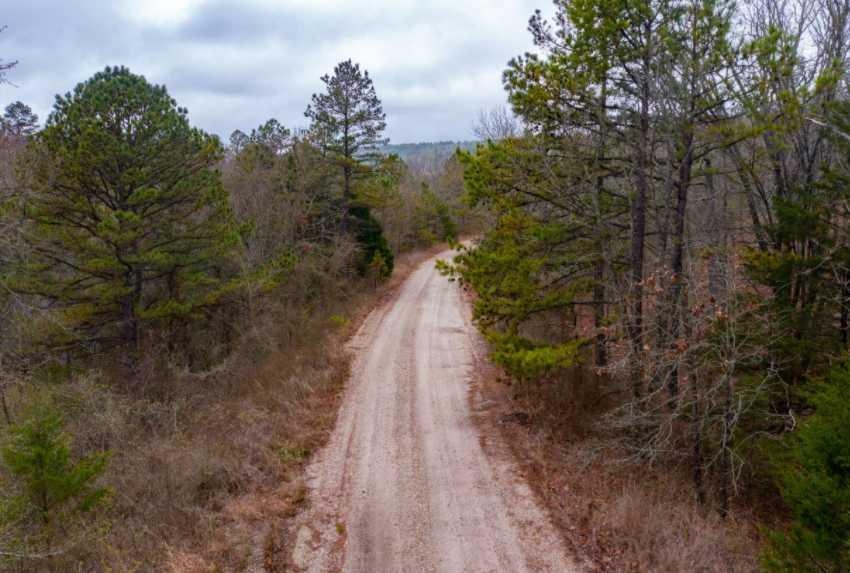 land, ranch, recreational, hunting, oklahoma, cabin | Rock Creek Ranch II - 42.45 Acres  Bengal, OK 74563 3