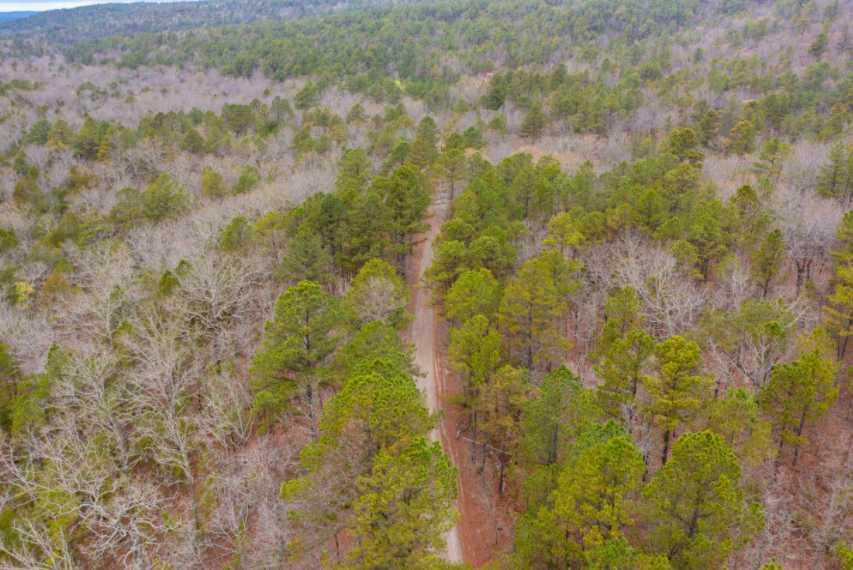 land, ranch, recreational, hunting, oklahoma, cabin | Rock Creek Ranch II - 42.45 Acres  Bengal, OK 74563 7